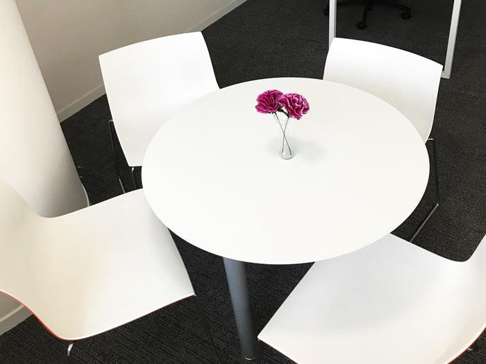 Crea Polanco - Sala de reuniones